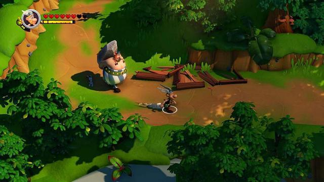 Imagem de Asterix & Obelix XXL3 The Crystal Menhir Collectors Edition - Switch