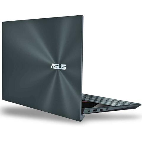 Imagem de Asus ZenBook Pro Duo UX481FL (Ultrabook) i7-10510U tela 14' FHD MX250 SSD 1Tb NVMe RAM 16Gb