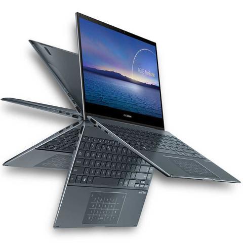 Imagem de Asus ZenBook UX363 (Ultrabook 2-in-1) Intel 11ª geração i7-1165G7 tela 13' vídeo Iris Xe SSD 2Tb NVMe RAM 16Gb