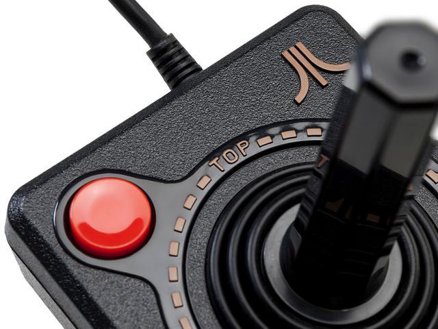 Imagem de Atari Flashback 8 Tec Toy 2 Controles
