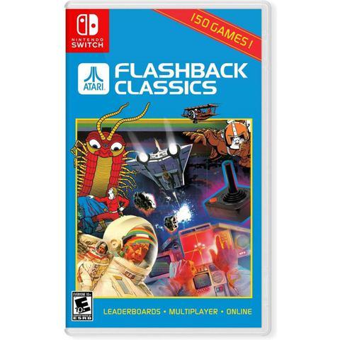 Jogo Atari Flashback Classics - Switch - Atari