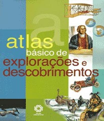 Imagem de Atlas Basico De Exploracoes E Descobrimentos