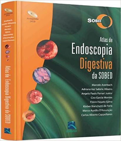 Imagem de Atlas De Endoscopia Digestiva Da Sobed