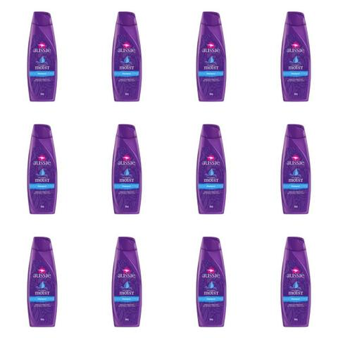 Imagem de Aussie Hidra Moist Shampoo 180ml (Kit C/12)