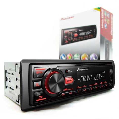 Imagem de Auto Radio Pioneer com Usb Android Mp3 Som Automotivo