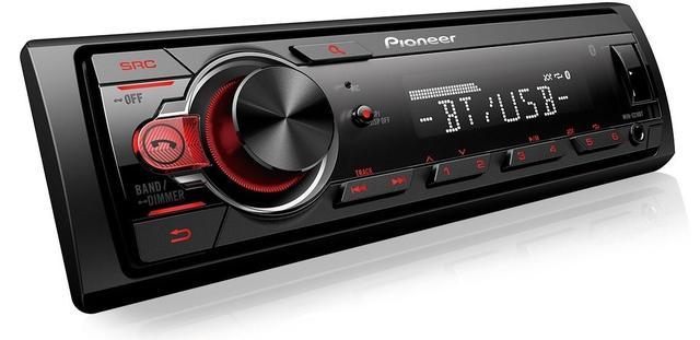 Imagem de Auto Radio receiver Pioneer Mp3 Mvh-s218bt Usb Bluetooth