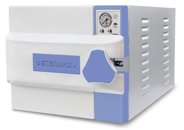 Imagem de Autoclave Stermax Blue Analógica 21 Litros