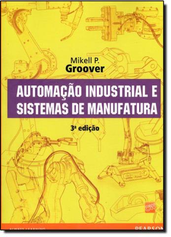 Imagem de Automação Industrial e Sistemas de Manufatura
