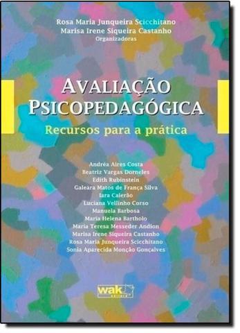 Imagem de Avaliação Psicopedagógica: Recursos Para a Prática