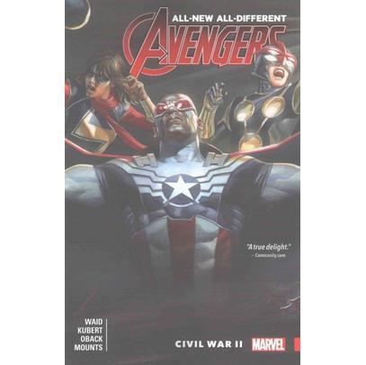 Imagem de Avengers - All-New, All-Different Avengers, Volume 3 - Civil War II