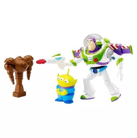 Imagem de Aventura no Espaço Buzz Toy Story - Mattel FHB78
