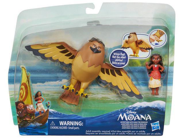 Imagem de Aventuras com Maui o SemiDeus Disney Moana