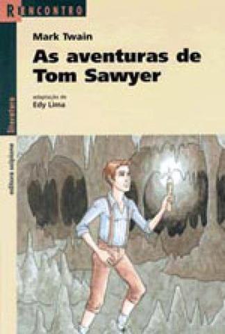 Imagem de Aventuras de tom sawyer, as - serie reencontro