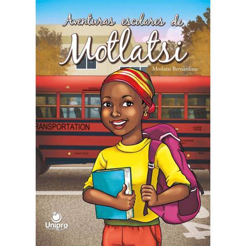 Imagem de Aventuras escolares de Motlatsi - Unipro