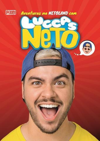 Imagem de Aventuras na Netoland com Luccas Neto, As