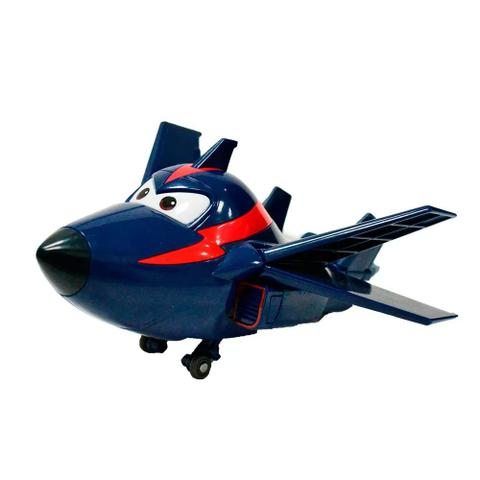 Imagem de Avião Super Wings - 12 cm - Agent Chace - Intek