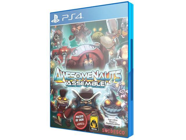 Imagem de Awesomenauts Assemble! para PS4