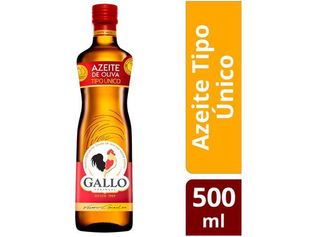 Imagem de Azeite de Oliva Gallo Tipo Único 500ml