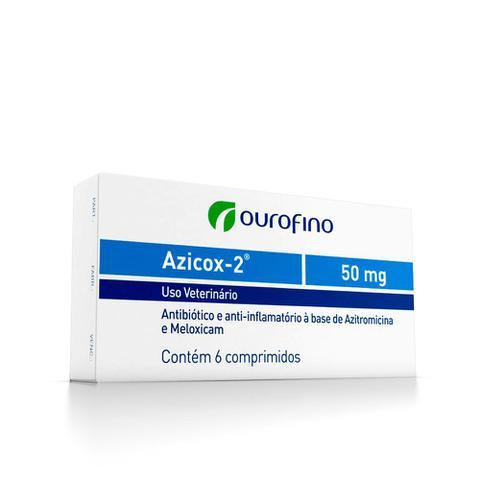 Imagem de Azicox-2 50 mg - 6 Comprimidos
