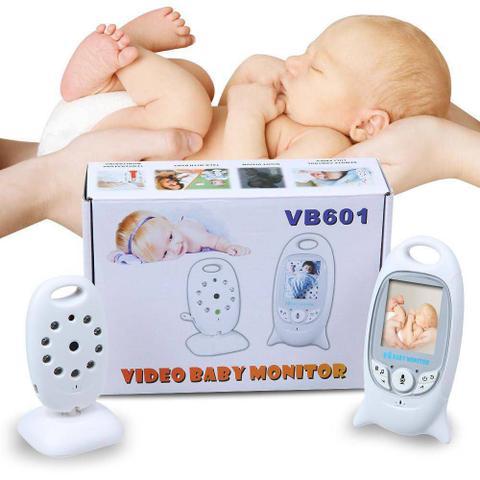 Imagem de Babá Eletrônica Digital Com Video E Visão Noturna Termômetro
