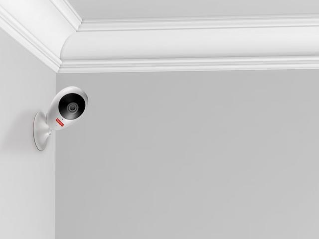 Imagem de Babá Eletrônica Fisher Price com Câmera HD 720p Wi-Fi - BB301