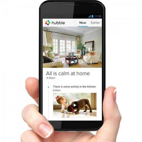 Imagem de Babá Eletrônica Motorola Focus 66-B HD Wifi
