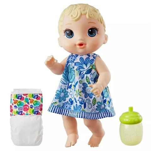 Imagem de Baby Alive Hora do Xixi Loira - E0385 - Hasbro
