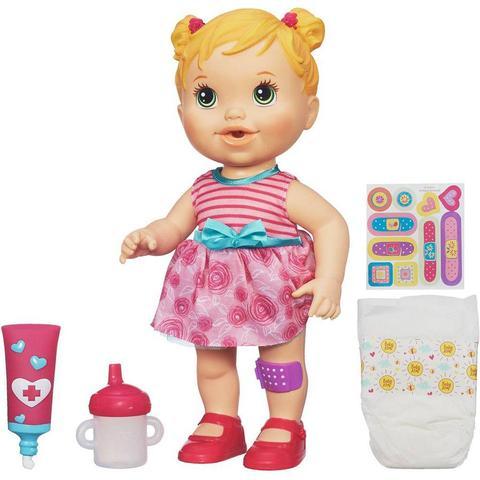 Imagem de Baby Alive Machucadinho Loira A5390 Hasbro