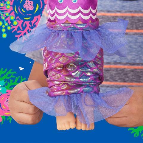 Imagem de Baby Alive Original Linda Sereia Morena Hasbro - E3693