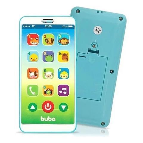 Imagem de Baby Phone Azul 6841 - Buba
