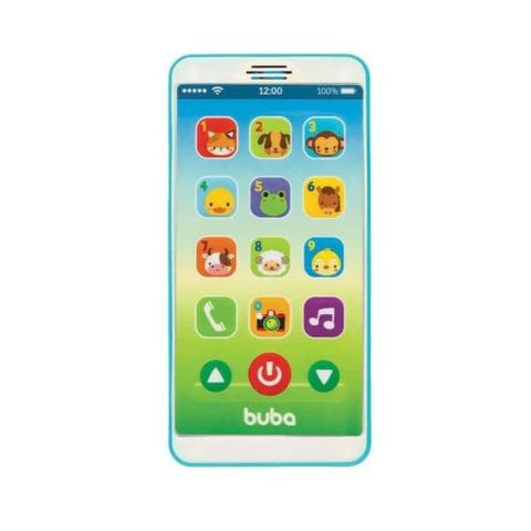 Imagem de Baby Phone Azul - Buba