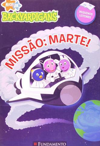 Imagem de Backyardigans - Missão Marte - Fundamento