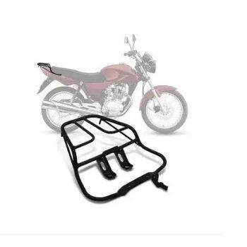 Imagem de Bagageiro Churrasqueira Moto Honda Titan 150 De 2004 A 2008