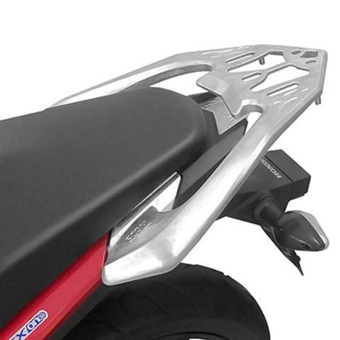 Imagem de Bagageiro Rack Cb Twister 250 Todas Scam Liga Leve Preto SPTO169