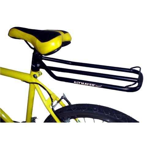 Imagem de Bagageiro Reforçado Full para Bicicleta - Altmayer AL-80