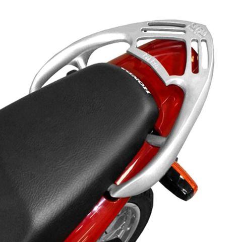 Imagem de Bagageiro suporte bau fan , titan 150 , start 09/13 aluminio
