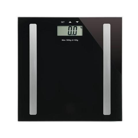 Imagem de Balança Bioimpedância 180kg Digital Academia Estética Nutrição Medir Gordura Corporal IWBDBIO001