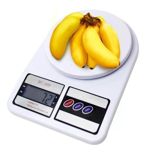 Imagem de Balança Branca Digital de Cozinha SF-400