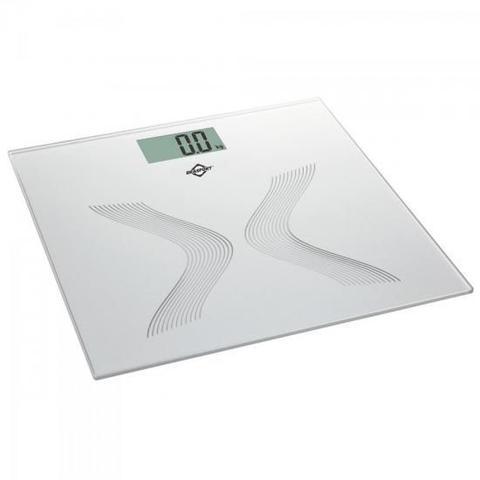 Imagem de Balança de Banheiro Digital 150Kg Cinza BRASFORT