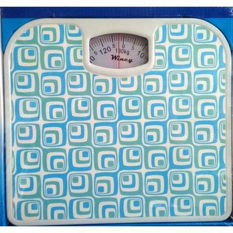 Imagem de Balanca de banheiro e academia até 130kg robusta não usa pilhas ou baterias