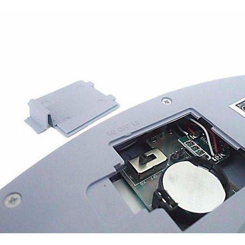 Imagem de Balança de Banheiro Eletronica LCD Academia Vidro Temperado Digital 180kg