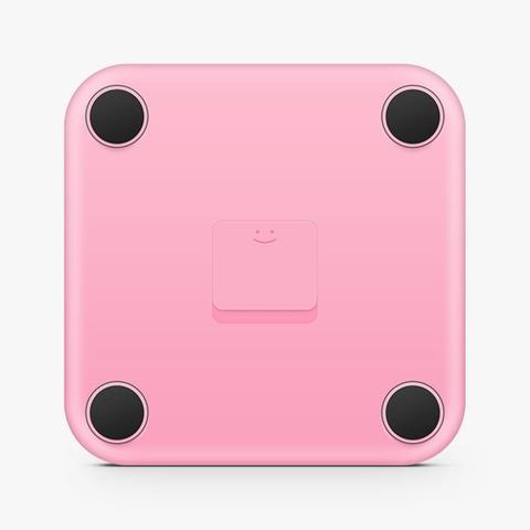 Imagem de Balança de Bioimpedância Yunmai Mini - Rosa