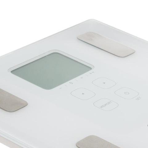 Imagem de Balança de Controle Corporal Por Bioimpedância - Banheiro e Academia
