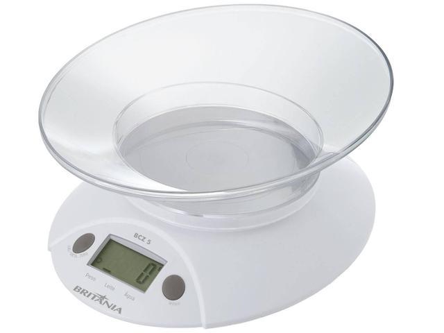 Imagem de Balança de Cozinha Digital até 5kg Britânia