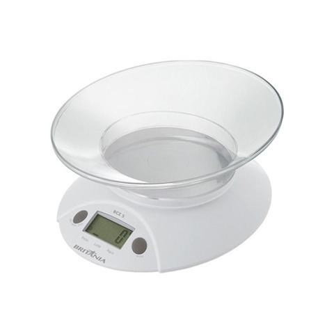 Imagem de Balança de Cozinha Digital Britânia BCZ5, até 5KG