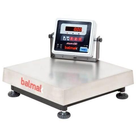 Imagem de Balança Digital 300KG BK300I1B Inox com Bateria - Balmak