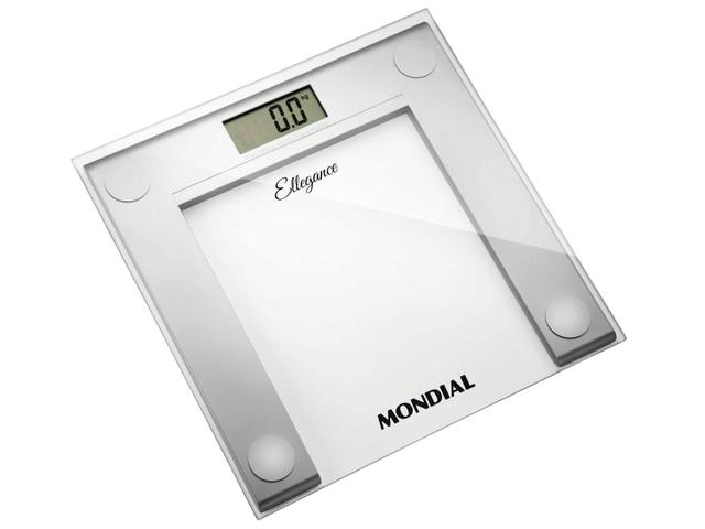 Imagem de Balança Digital até 150kg Antiderrapante Mondial