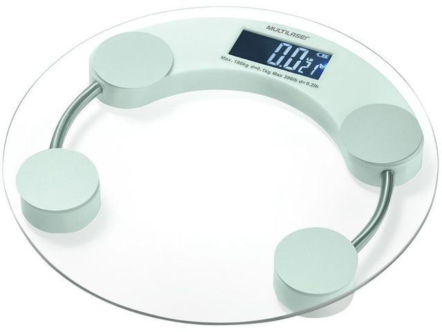Imagem de Balança Digital até 180kg Antiderrapante