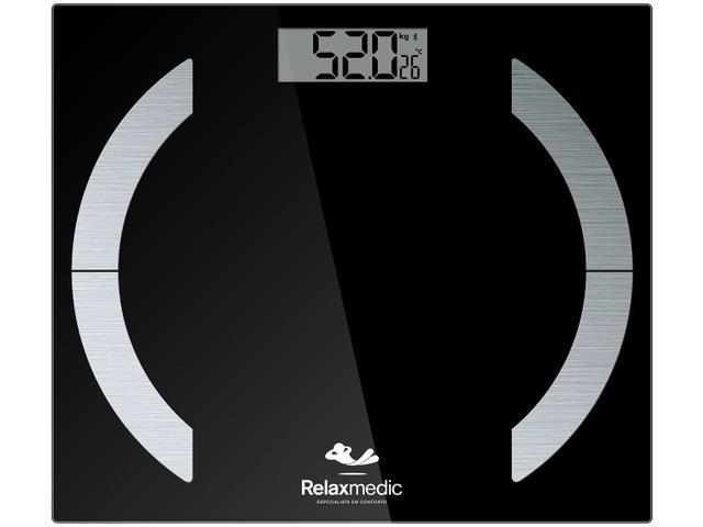 Imagem de Balança Digital até 180kg com Medidor de Gordura