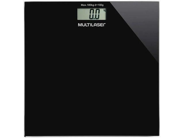 Imagem de Balança Digital até 180kg Multilaser